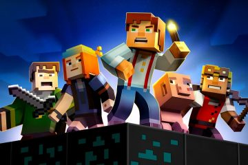 Minecraft mal anders. – Minecraft Story Mode