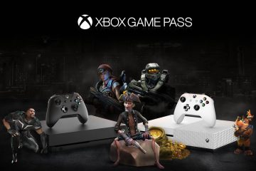 All you can play – Microsoft XBox Game Pass