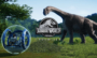 Jurassic World Evolution Title