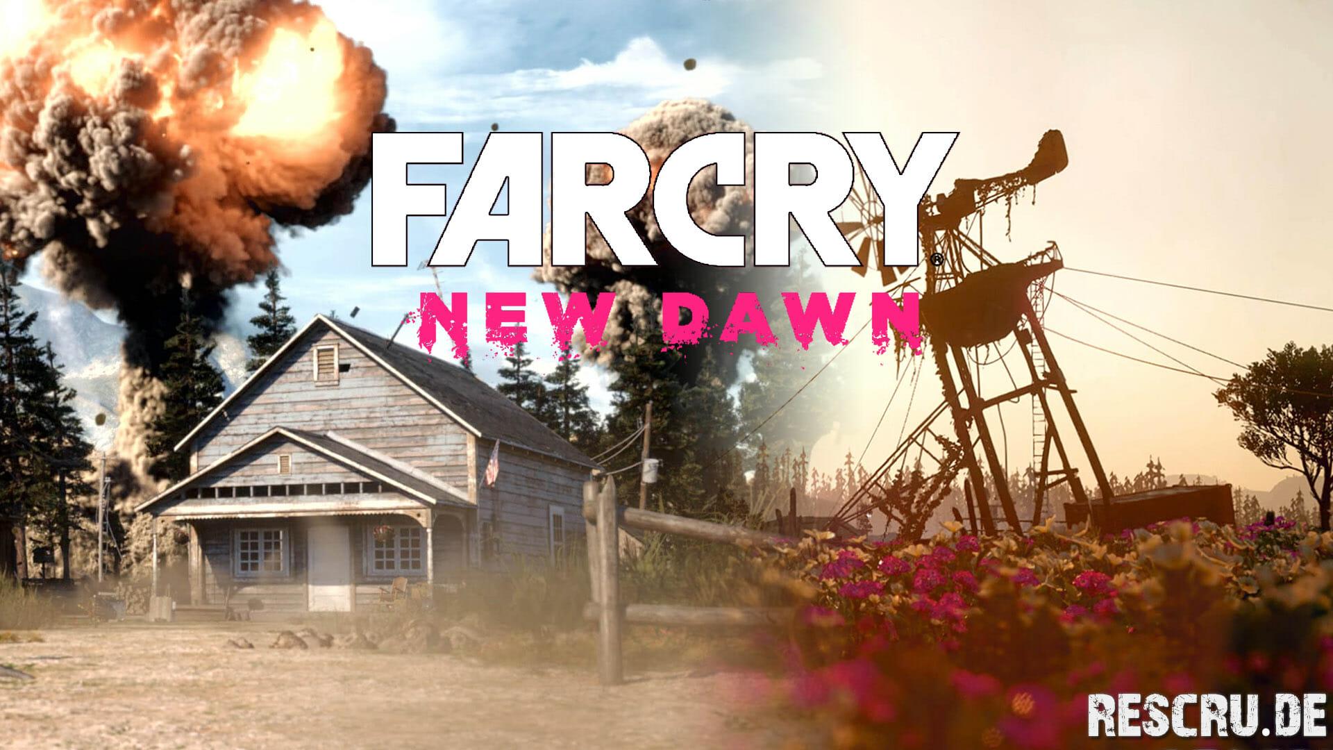 FarCry New Dawn Title