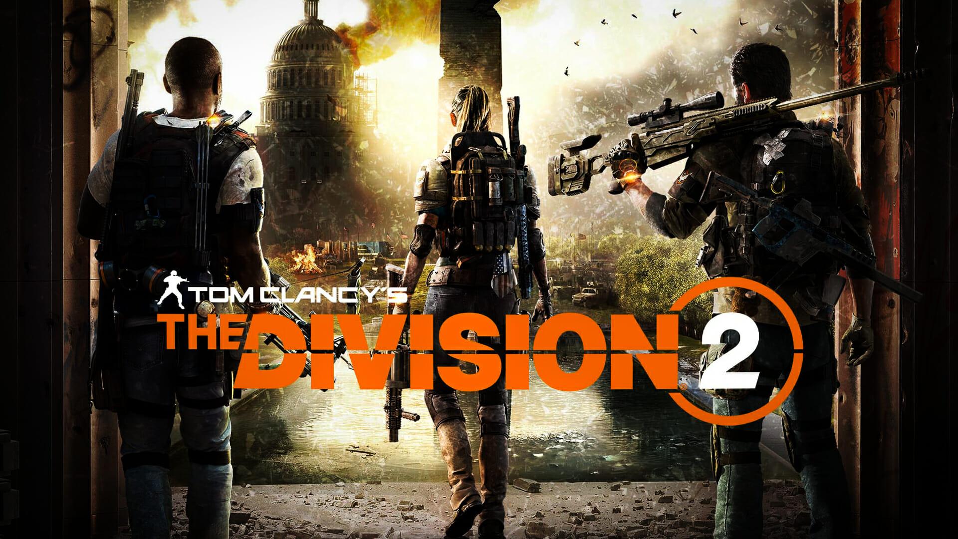 The Division 2 Titelbild