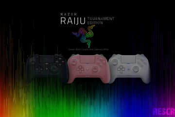 Razer Raiju Tournament Edition – TechCheck