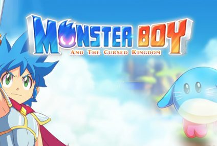 Monster Boy and the Cursed Kingdom – Ein tierisches Chaos