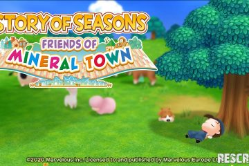 Story of Seasons: Friends of Mineral Town – Neue Farm, neues Glück