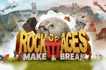 Rock of Ages 3: Make & Break – kugeliges Abenteuer