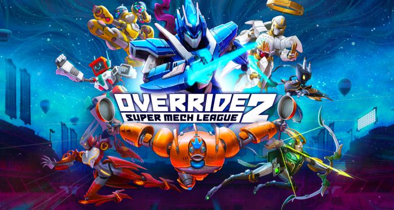 Override 2: Super Mech League – Kampf der Titanen